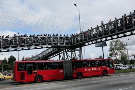 TransMilenio - Bogota